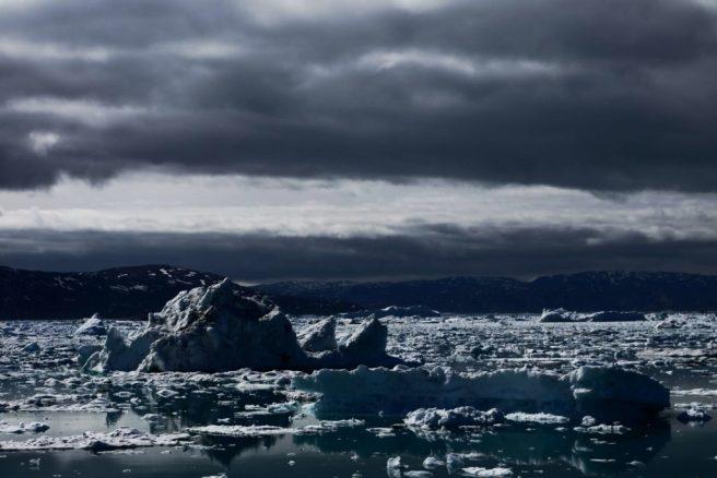 Eisberge, Disko-Bucht