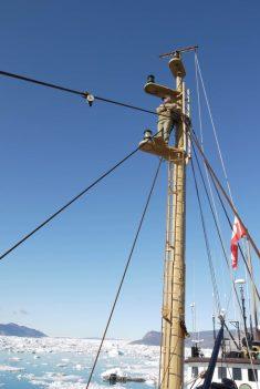 MS Cape Race, Grönland