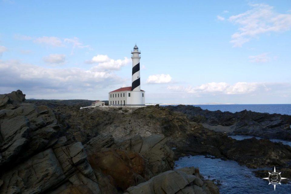 Leuchtturm Cap Favaritx