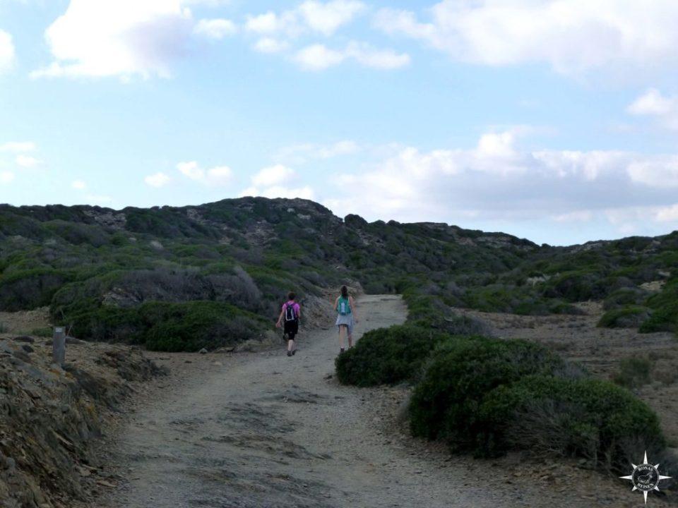 Wandern Cami de Cavalls