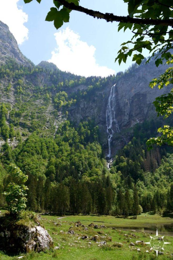 Rosas-Reisen-Berchtesgadener-Land-Roethbachfall