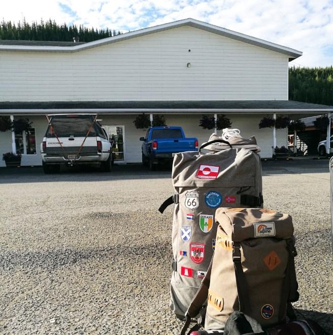 Rosas reisen Packliste Kanada und Alaska