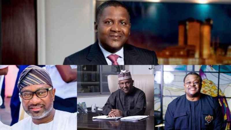 Top 6 Richest Men In Nigeria 2020