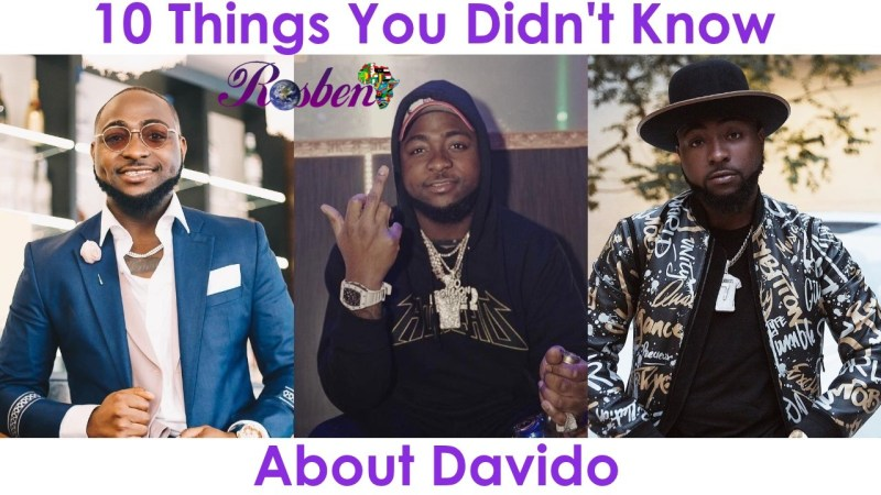 10 Things You Didn't Know About Davido