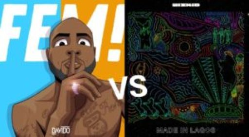 Davido 'Fem' vs Wizkid 'No Sress'