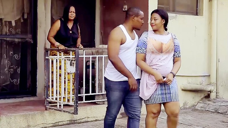 No Put mouth for Husband and wife matter! Mama Tope Learnt the hard way!