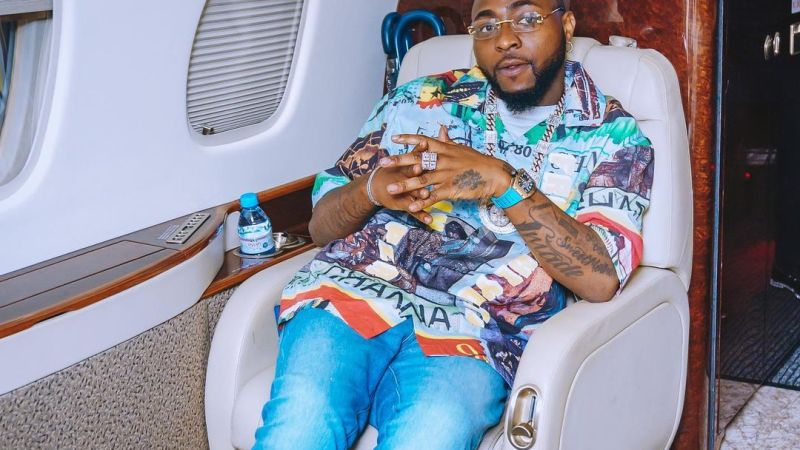 See the price of Davido's Louis Vuitton designer outfit
