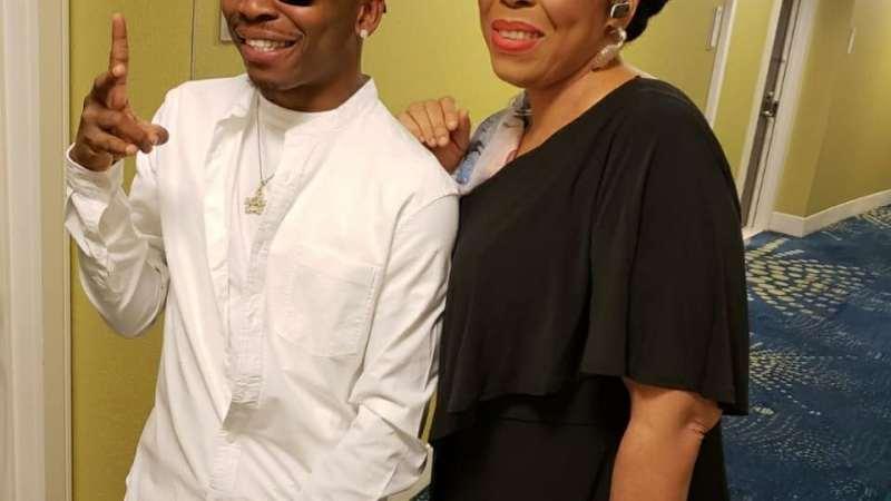 Mayorkun's mother, Toyin Adewale pens heartfelt note to him on his birthday