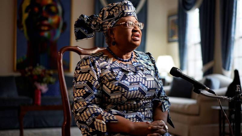 """""""They are examples of services we can export"""" – Ngozi Okonjo-Iwela congratulates Burna Boy and Wizkid over Grammy Win"""