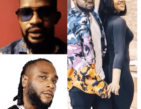 """""""If you marry Chioma this year, you will win a Grammy"""" – Actor, Uche Maduagwu tells Davido (Video)"""