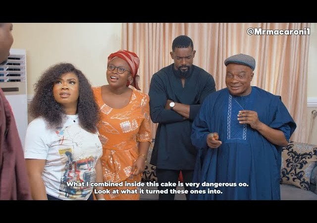 [Comedy] Mr Macaroni – My In-law from Ghana