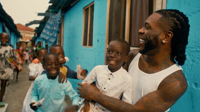 [Music Video] Burna Boy ft. Don Jazzy – Question