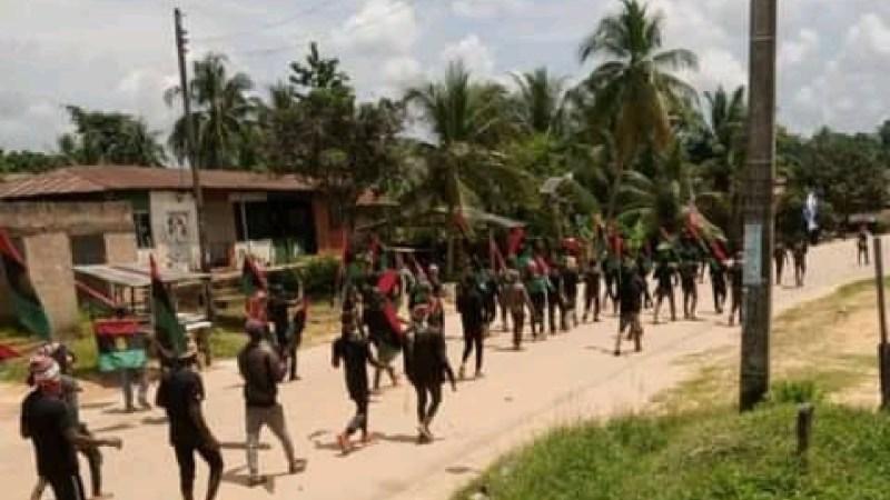 Alleged IPOB members gunned down in Abia