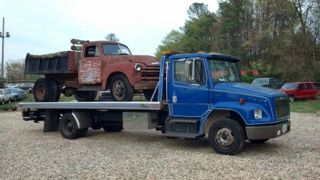 Fast junk car removal in Raleigh NC