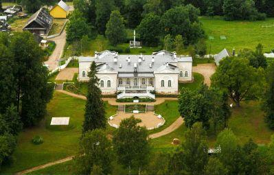 Усадьба Хвалевское. Фото с сайта hvalevskoe.com