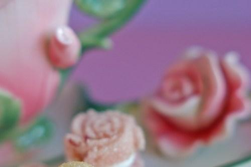 Rose Tea Suger
