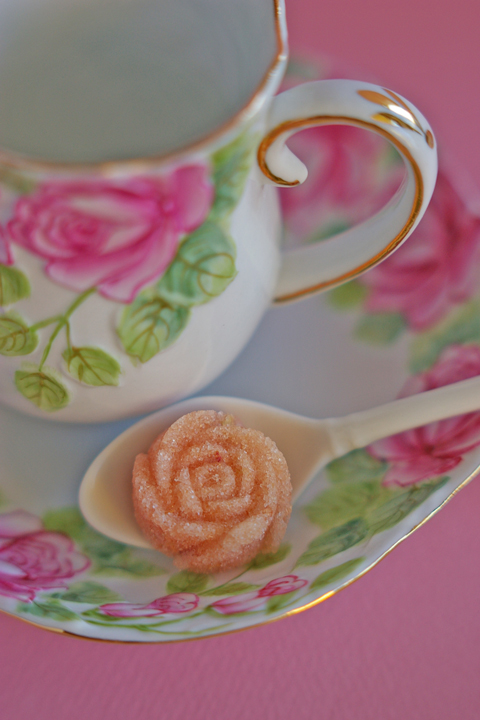 Rose Tea Suger