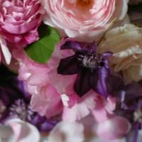 花がら切りした薔薇たち La Rose Cherie