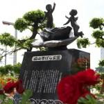 福山市ばら公園|市内各地に花開く、100万本のバラの街|広島県福山市