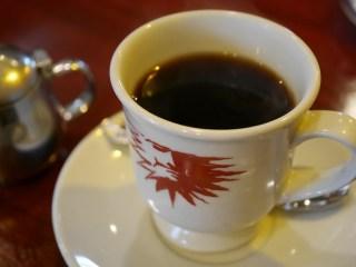 カップに入ったコーヒーの写真