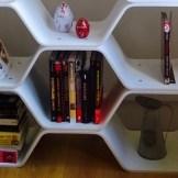 Des beaux livres en bas
