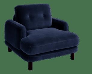 Land, fauteuil