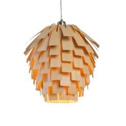 Suspension Scots Light en frêne, Tom Raffield, 418,90€