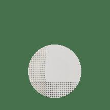 Assiette plate Constel, 15€