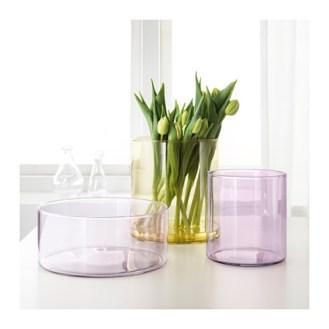 Lot de 3 vases CYLINDER, 16,95€