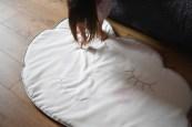 Un tapis à coudre soi-même