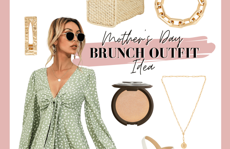 Mother's Day Brunch Outfit Idea 2021