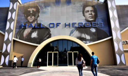 Hall of Heroes exterior