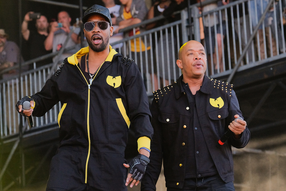 How Not to Respond to Being Called A Control Freak, with RZA & U-God of Wu-Tang