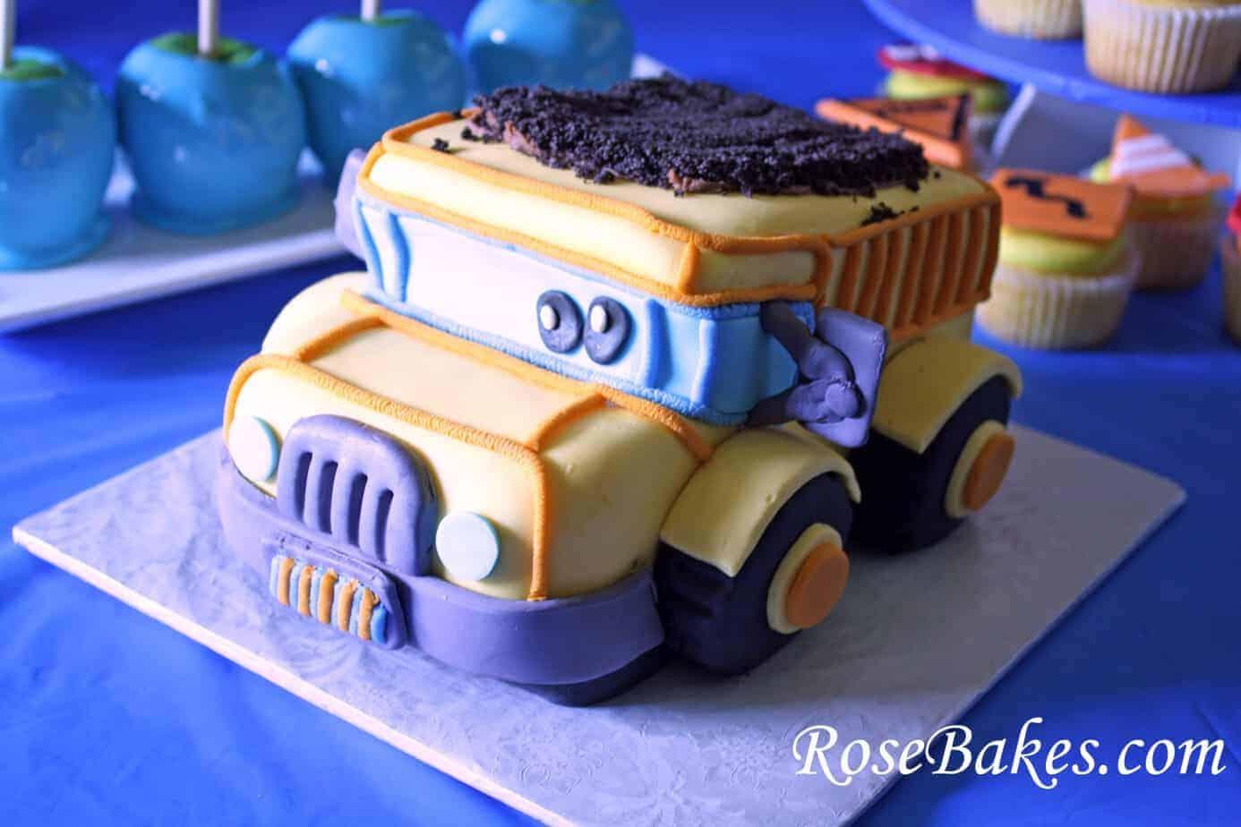 Easy 3d Cake Recipes