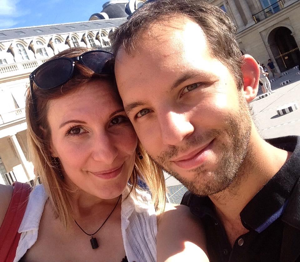 Lieu : Les colonnes de Buren au coeur de Paris