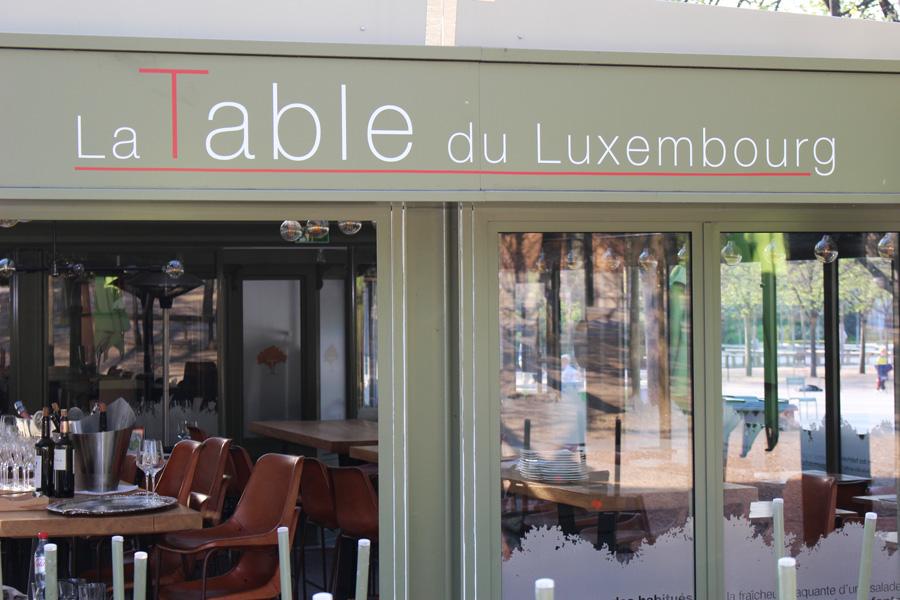 Balade gourmande au Jardin du Luxembourg