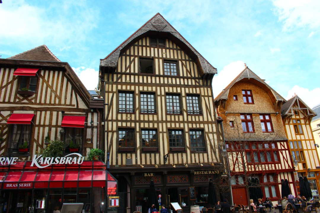 Cité médiévale de Troyes