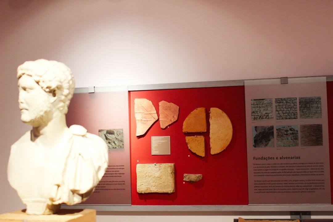 Milreu Nucleo Museologico da Villa Romana