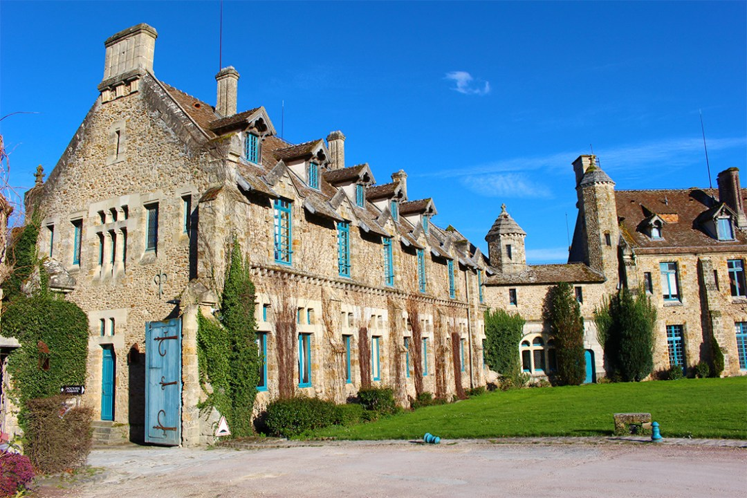 Abbaye France 78