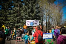 Climate Action now April 26-2015 yyc