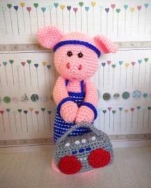 Cerdo bailarín4