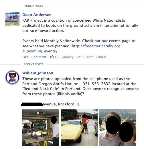 Johnson FB post