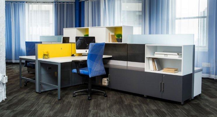 Office Furniture Portland Layout Design Installation