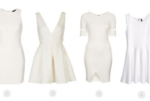 little white dress, spring dress, spring fashions