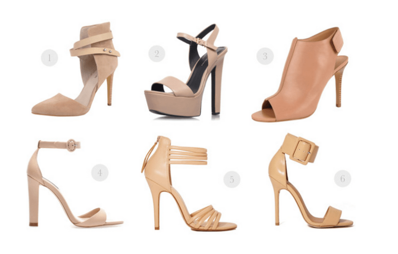 nude heels, nude pumps, nude heels under $100, cheap high heels nude, stylish nude pumps, Canadian style blogger