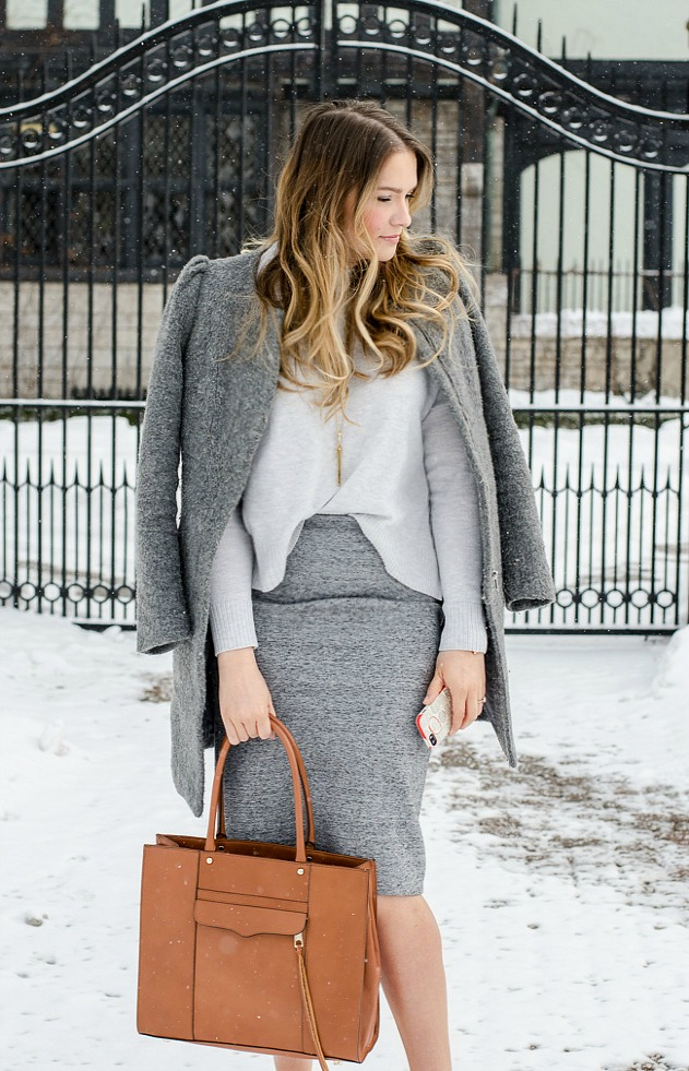 Style Tips for the Office this Winter
