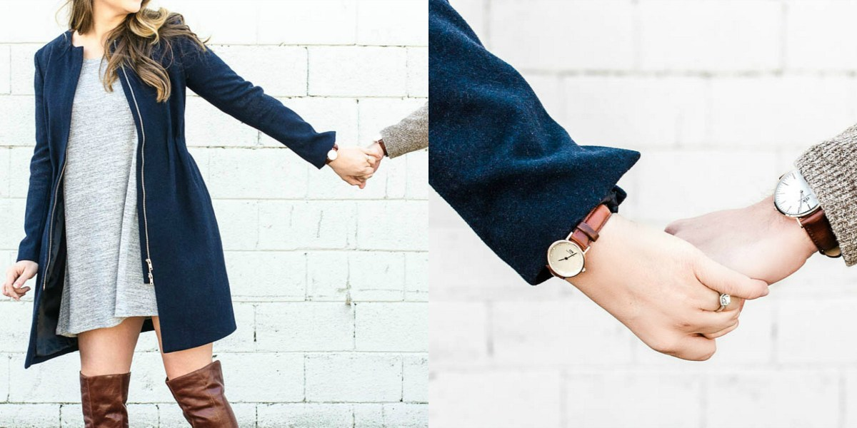 Give Daniel Wellington this Valentines Day