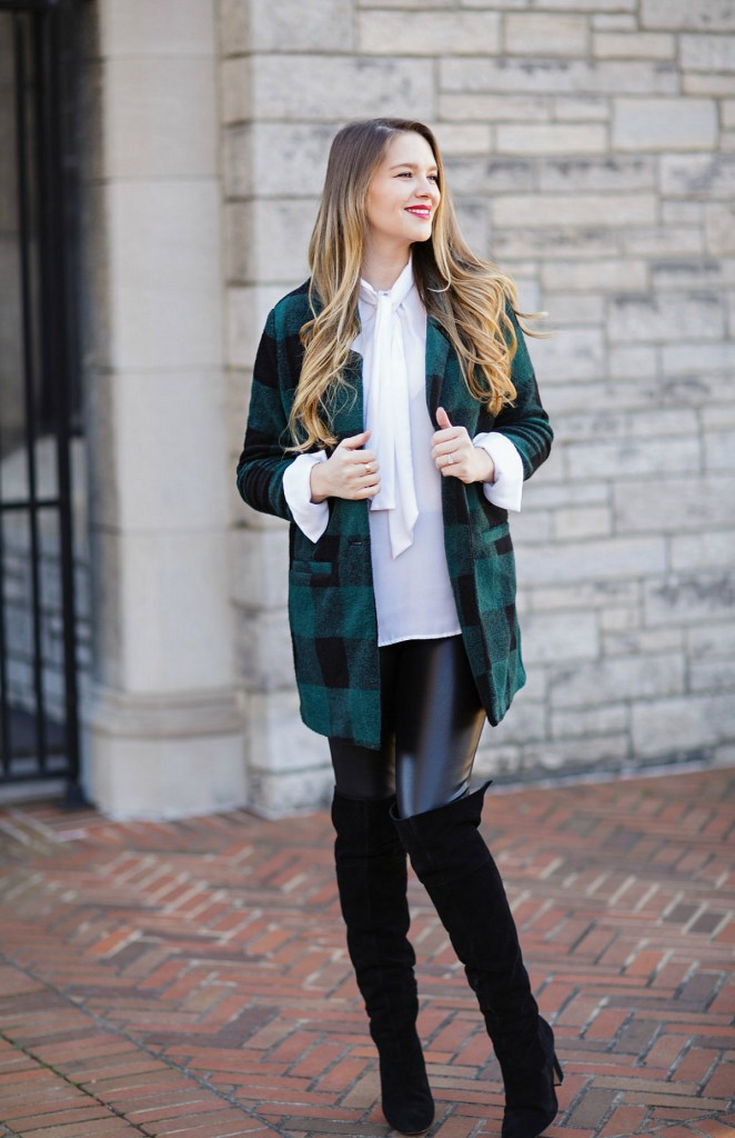 plaid-green-coat-old-navy-leather-leggings-holiday-style-maternity-pregnancy-outfit-christmas-rosecitystyleguide-ltkbump-9