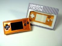 GB Micro Faceplates