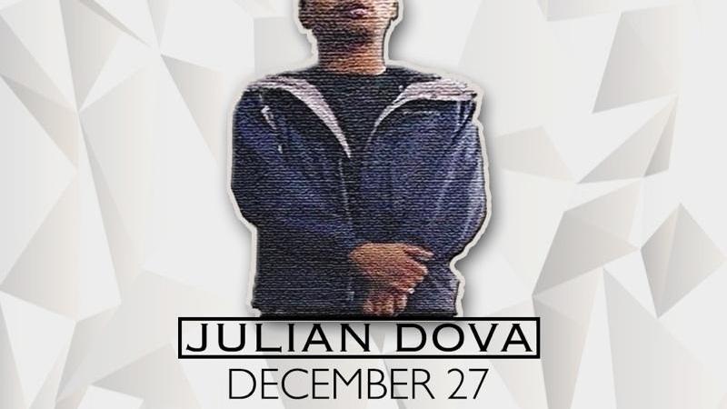 Julian Dova LIVE December 27th @ The Brewdog Pub